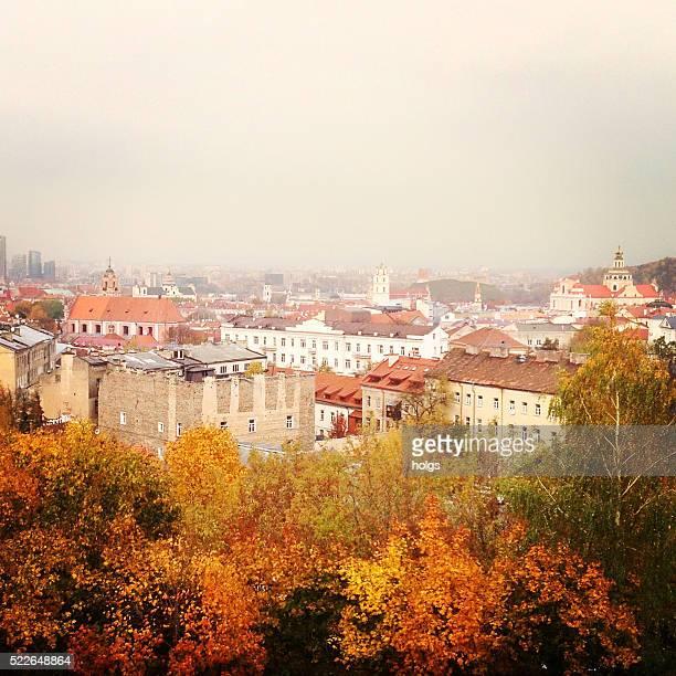 Old Town in Vilnius, Litauen
