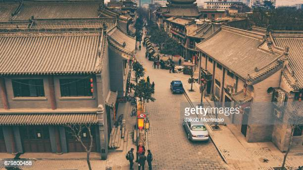 Old town in Xi'An