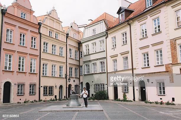 old town krakow - warsaw stock pictures, royalty-free photos & images