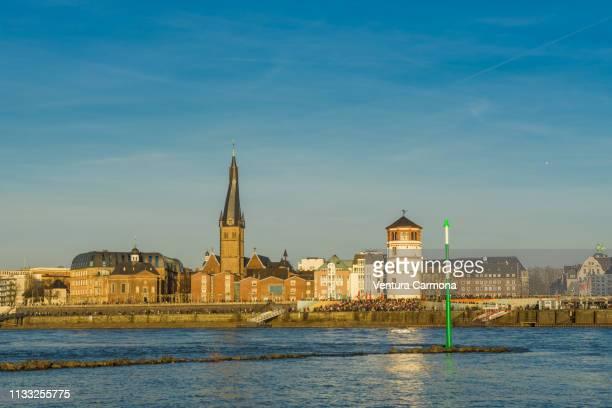 Old Town of Düsseldorf, Germany