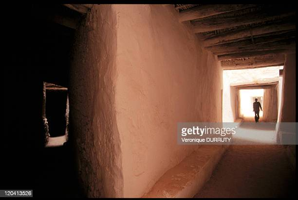 Old town of Ghadames in Libya The old town of Ghadames is a World Heritage of Humanity UNESCO