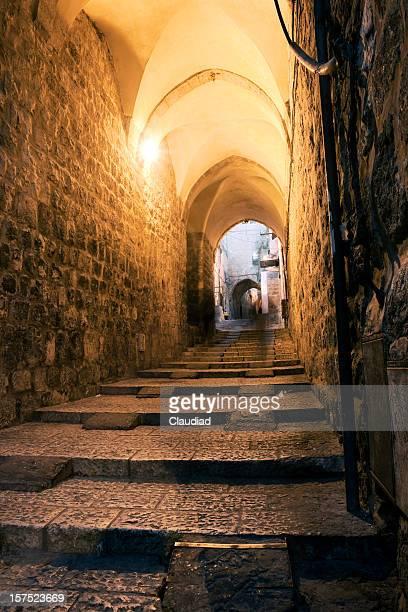 cidade velha de jerusalém - jerusalem antiga imagens e fotografias de stock