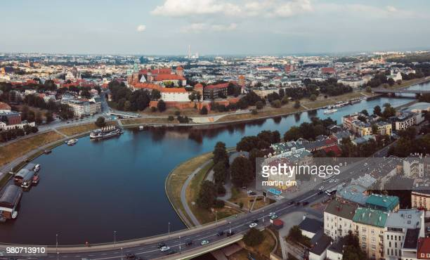 old town of krakow - cieszyn stock pictures, royalty-free photos & images