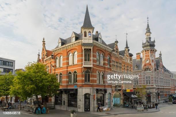 Old Town of Leuven, Belgium