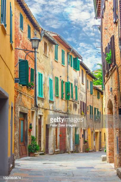 Old town of Montepulciano, Tuscany, Italy