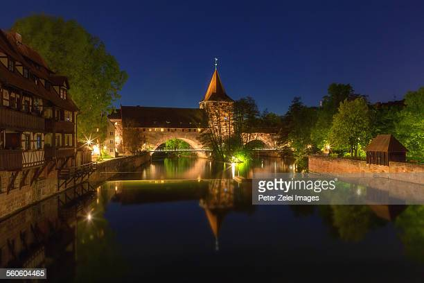 Old town of Nürnberg