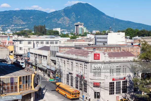 Old town of San Salvador