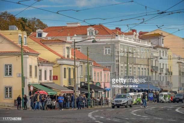 Old Town, Rua Belem, Belem, Lisbon, Portugal, Altstadt, Lissabon.