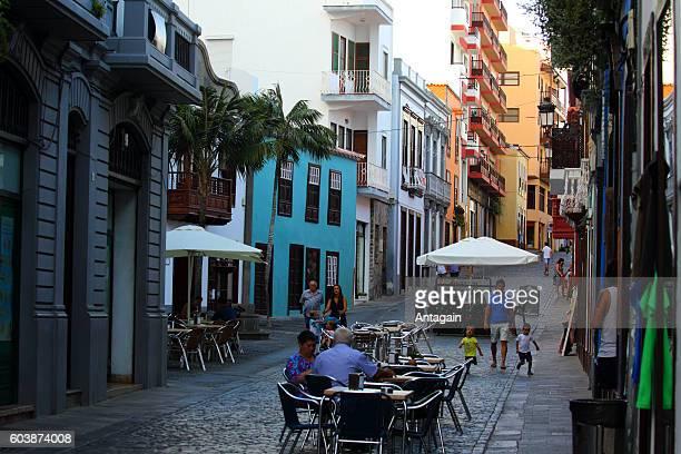 Old Town, Santa Cruz, La Palma