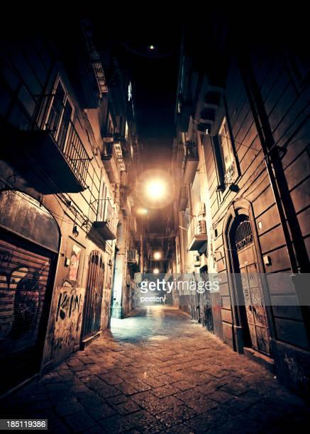 Des rues de la vieille ville.