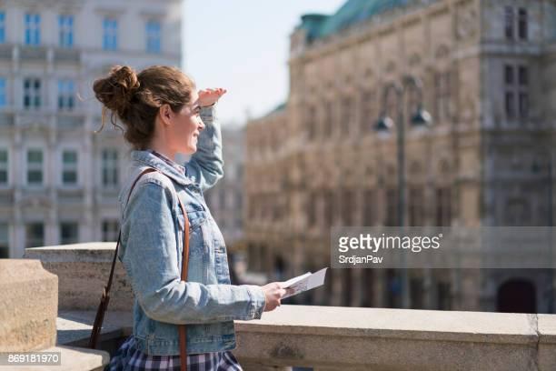 旧市街のウィーン - 市内観光 ストックフォトと画像