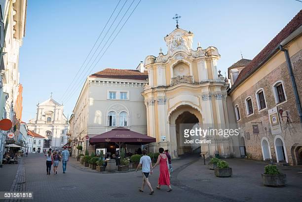 Altstadt von Vilnius, Litauen