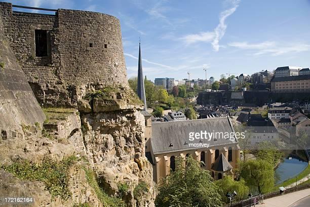旧市街壁の素晴らしい眺望