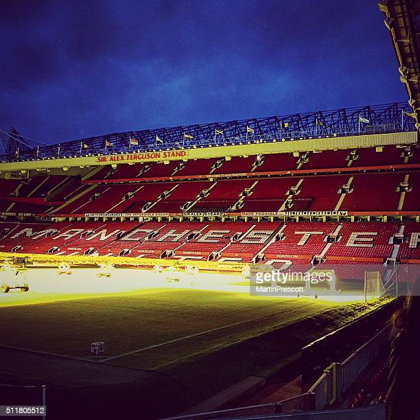 Old Trafford - The Theatre of Dreams