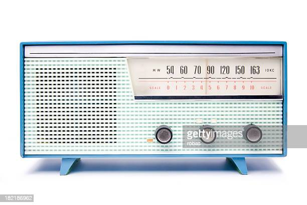 旧トランジスタラジオ - ラジオ ストックフォトと画像