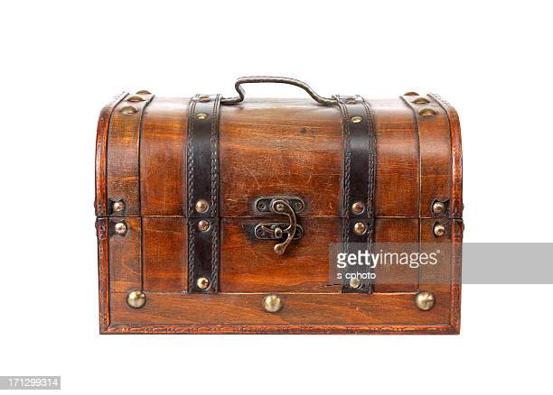 Old Treasure Chest (Click for more)