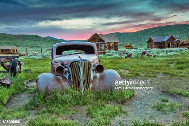 Old Truck in Bodie