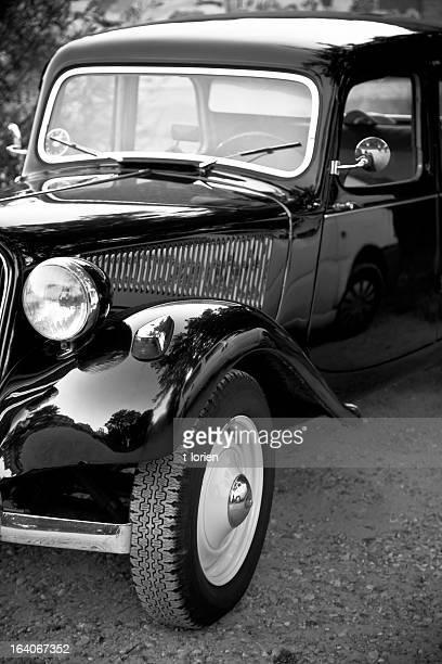 Old Veteran Car.
