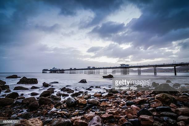 Old Victorian Pier