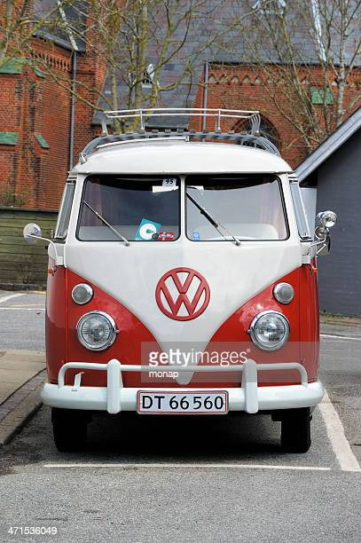 Old Volkswagen Transporter