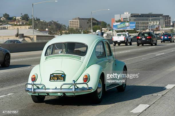 old vw beatle - volkswagen beetle stock photos and pictures