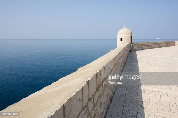 Old Wall of Dubrovnik