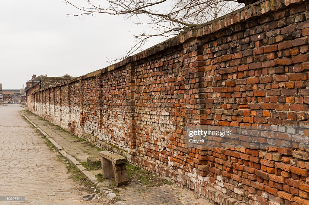 Old wall : Stock Photo