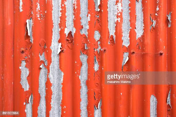 old wall texture - sheet metal stock pictures, royalty-free photos & images