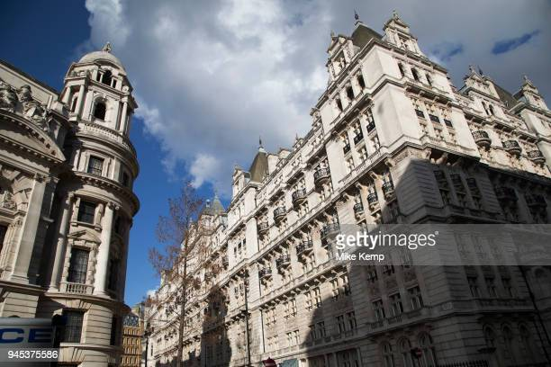 Old War Office Building in London, England, United Kingdom. Former office building with 1,100 rooms used by Churchill as a headquarters during World...