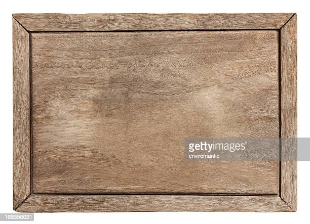 old weathered wood board background. - frame stock pictures, royalty-free photos & images