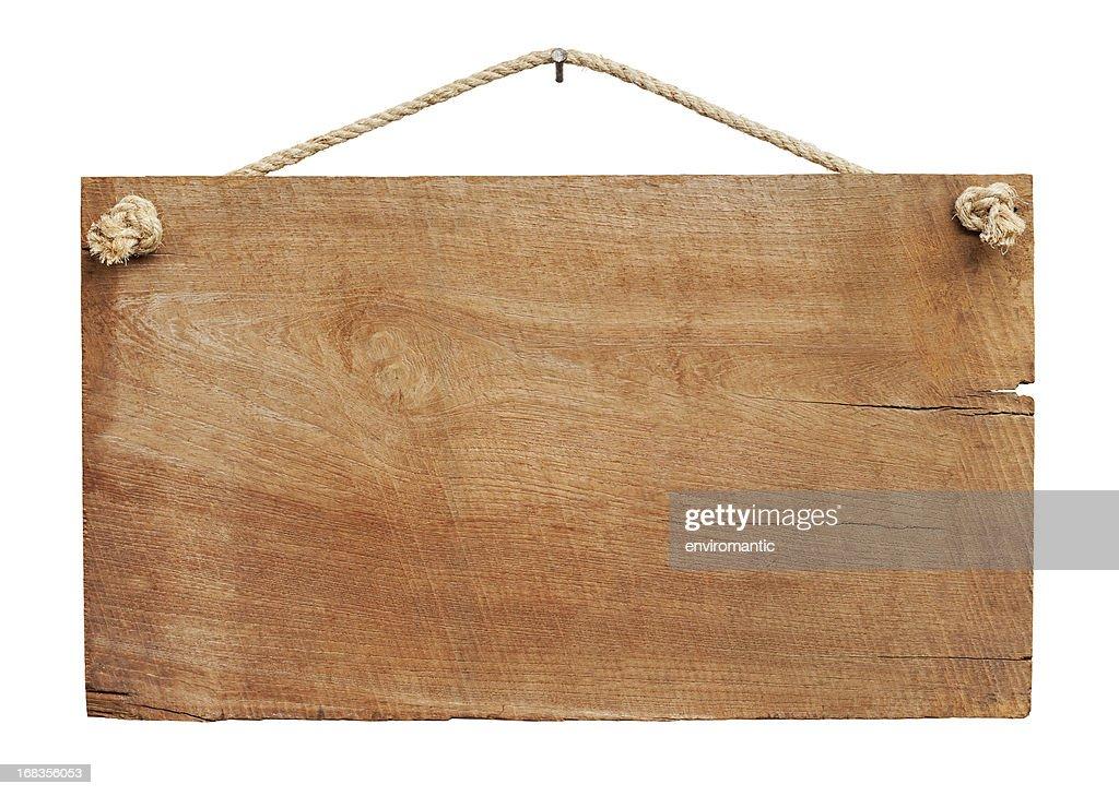Der alten verwitterten Holz Schild Hintergrund. : Stock-Foto