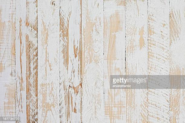 old white wooden board background. - white wood stock pictures, royalty-free photos & images