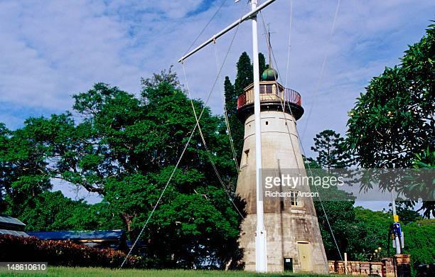 Old Windmill & Observatory.