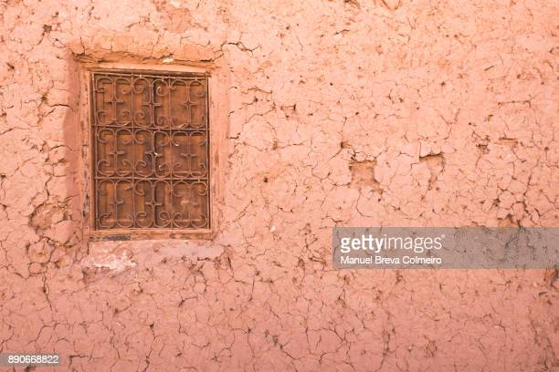 Old window in Morocco