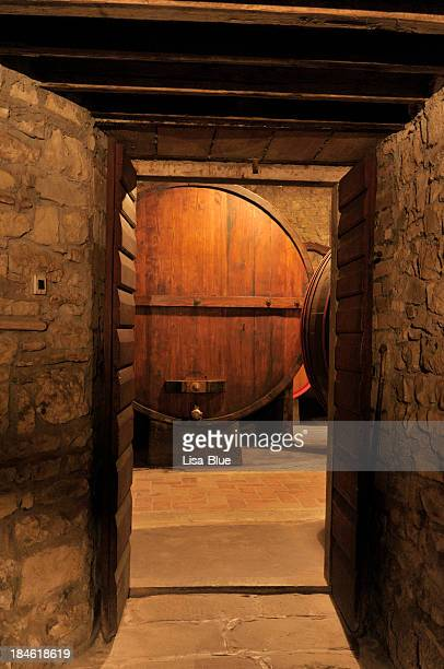 Old Wine Cellar in Tuscany