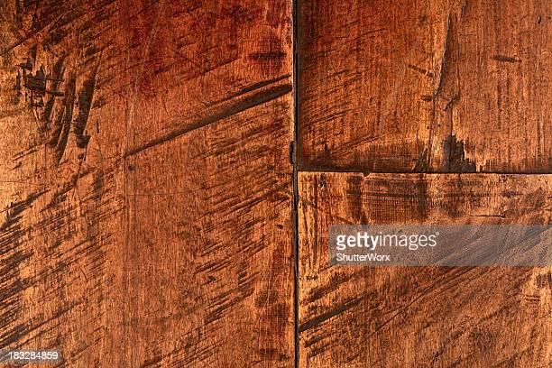 古い木製の背景 - チーク ストックフォトと画像