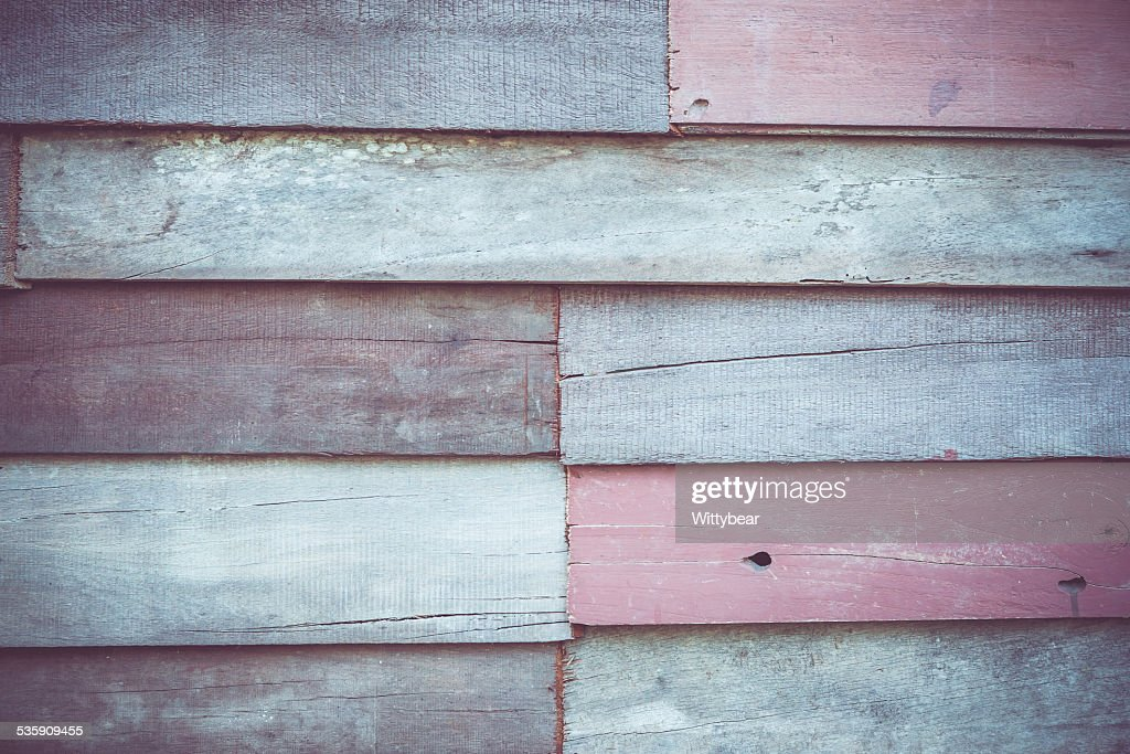 Old wood pattern texture background : Stock Photo