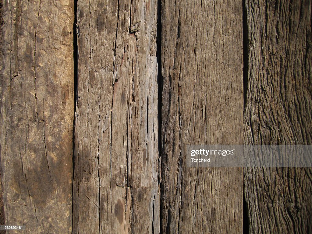 old wood planks texture : Stock Photo