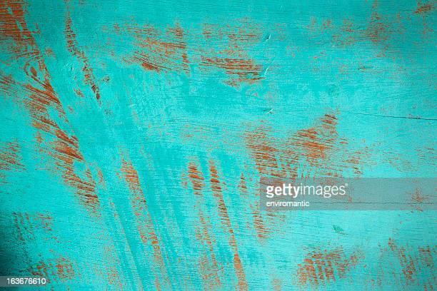 old wooden board background. - turquoise colored stock pictures, royalty-free photos & images