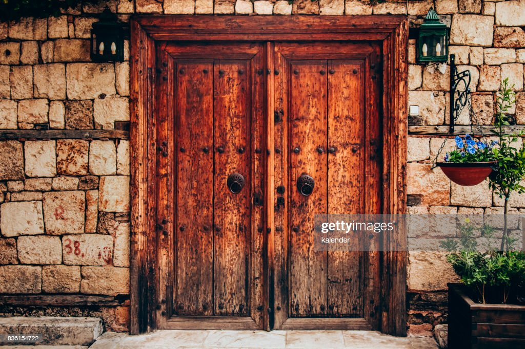 Old wooden door - castle gate ... & Free old castle door Images Pictures and Royalty-Free Stock Photos ...