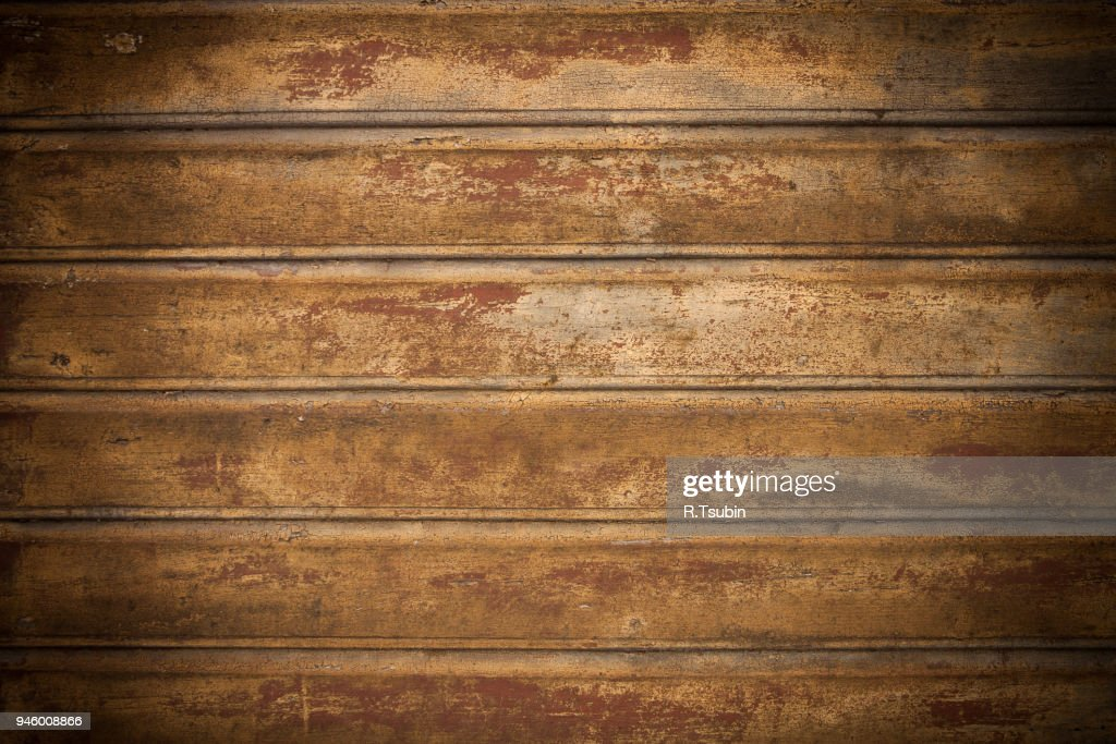 Old wooden painted texture : Stock Photo
