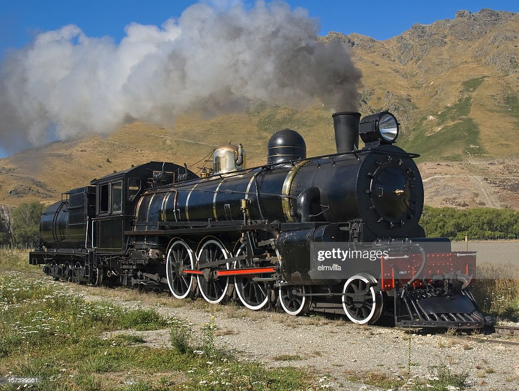 Old Working Steam Engine Stock Photo | Getty Images