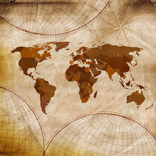 Old world map photos old world map wall art photo id 184984740 gumiabroncs Choice Image