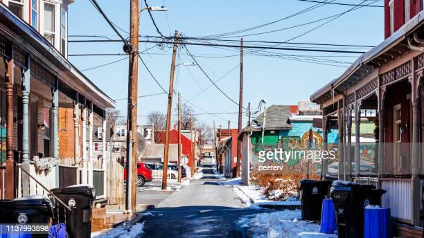 Olde Uptown district in Harrisburg, PA