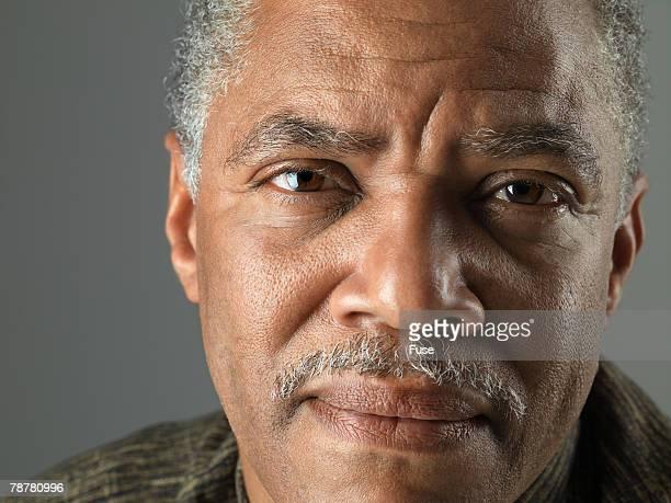 Older African American Man