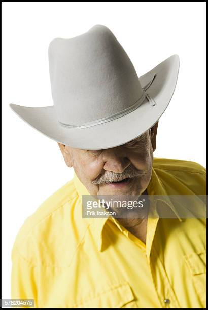 Older man in western clothing