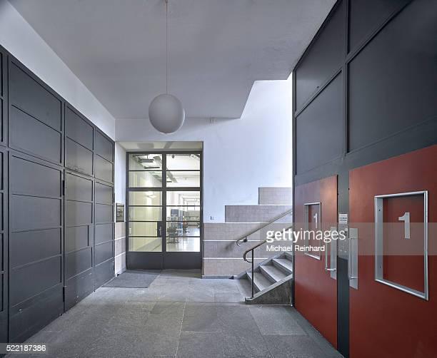 Older Officebuilding Zurich