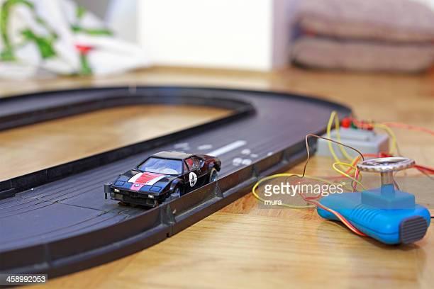 Ältere Rennen Auto Spielzeug
