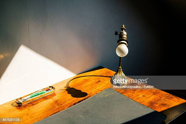 Old-Fashioned Desk Lamp