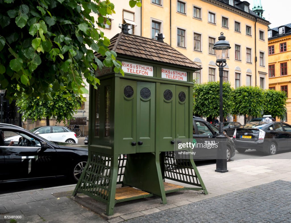 Unusual Public Telephones